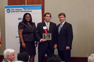 top 25 business award in cobb county picture