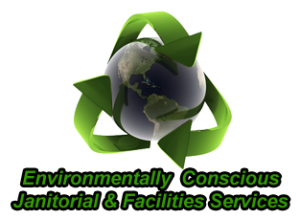 green cleaning janitorial services atlanta logo